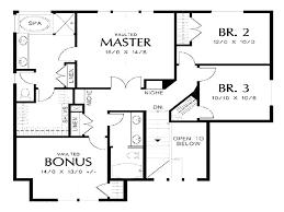 build a floor plan easy house plans dealpage me