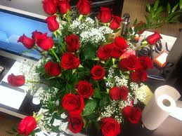 valentines day flowers the logistics of delivering flowers on s day abc news