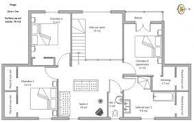 plan de maison a etage 5 chambres avis plan maison 2 étages environ 100m2 par étage 23 messages
