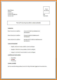 cv commis de cuisine debutant commis de cuisine lettre de motivation 15 exemple de cv simple