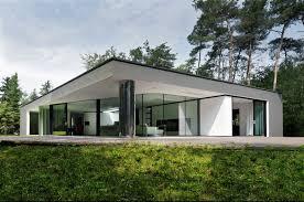 architecture minimalist landscape house design cool picture on