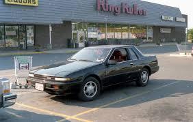 nissan datsun 1980 1980 datsun 200sx new curbside classic nissan 200sx turbo unused