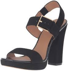 amazon com lauren ralph lauren women u0027s faustine sandals