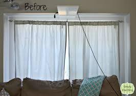 windows drapes for wide windows ideas best 25 short window