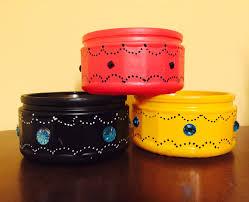 glass jewellery tins made with gu ramekins pots these were made