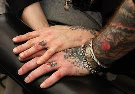 wedding ring tattoos top 10 tips for wedding ring tattoos unique wedding ideas