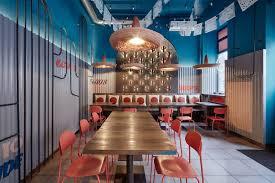Restaurant Interior Design Interiors Contemporist