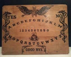 Ouija Coffee Table by Custom Ouija Board Etsy