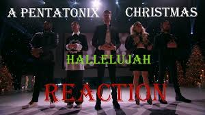 pentatonix christmas album hahallelujah pentatonix from a pentatonix christmas special
