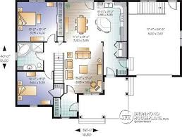 Bungalow Floor Plans With Basement House Plan W3108 V2 Detail From Drummondhouseplans Com
