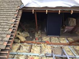 installation of velux windows to a new vaulted ceiling apm