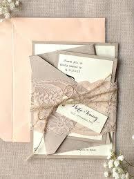 rustic vintage wedding invitations fresh country lace wedding invitations for custom listing rustic