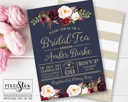 bridal tea party invitation best 25 bridal tea invitations ideas on tea party