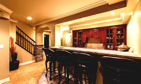 kitchen island endearing basement kitchen and bar ideas with home