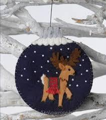171 best felt reindeer and images on