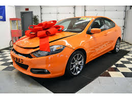 dodge dart orange 2013 dodge dart orange cars for sale