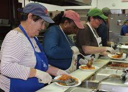 volunteer the inn thanks to their dedication passion and commitment to our mission we are able to meet the needs of thousands of needy long islanders