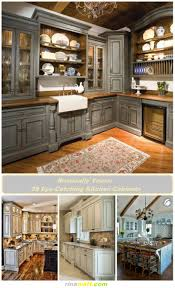 rustic wood kitchen cabinets 28 cabinets for the rustic kitchen of your dreams rina