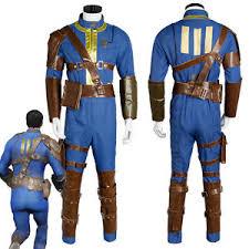 vault jumpsuit fallout 4 fo nate vault 111 jumpsuit costume