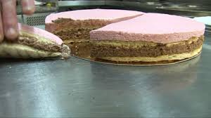 saveurs how to make raspberry u0026 chocolate mousse cake with julien