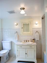 Craftsman Style Bathroom Classy Craftsman Style Bathroom Floor Tile In Latest Home Interior