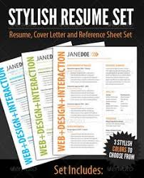 Free Stylish Resume Templates Costume Design Template Resumes Http Www Resumecareer Info