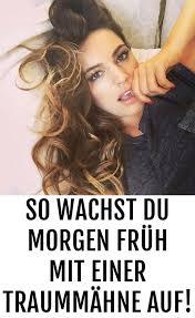 Frisuren Lange Haare Mehr Volumen by Die Besten 25 Locken über Nacht Ideen Auf