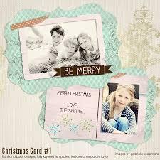 ornate christmas card templates vol 1 7th cc1 4 00
