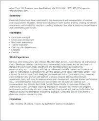 soccer coach resume samples coach resume resume cover letter youth