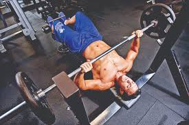 What Do Bench Presses Work Out The Big 3 Circuit Iron Man Magazine