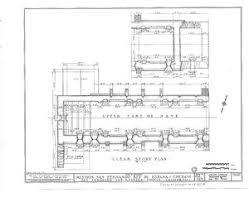 Chapel Floor Plans And Elevations Mission San Fernando Rey De España Gallery Citizendium