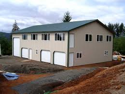 Apartment Garage by Large Metal Garage With Apartment Benefits Of Metal Garage With