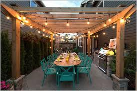 Patio Floor Lighting Outdoor Lights For Pergola Cozy Pergola Design Marvelous Patio