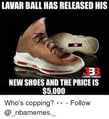 Meme Sneakers - lavar ball has released his jarrettabello new shoes and the price is