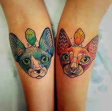 cat tattoos meaning the wild tattoo