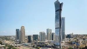 israel and stuff planned 100 story u0027tower between cities u0027 in tel