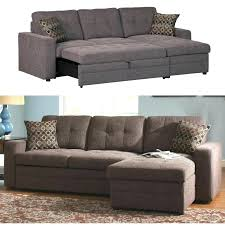 chaise sofa bed with storage couch with storage and bed ianwalksamerica com