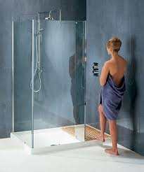 Bathrooms With Corner Showers Bathroom Corner Showers Bathware