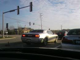 Dodge Challenger Tail Lights - dodge challenger just shy of pretty