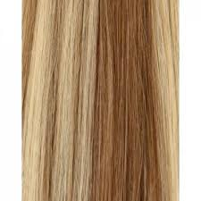 Blonde Weft Hair Extensions by Purple Desire 100 Real Hair Weft Colour 10 613 Hair Extensions