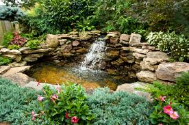 Landscaping Ideas For Large Backyards by Large Garden With Awesome Seating Under Tree Idea Backyard Garden