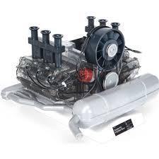 engine porsche 911 the porsche 911 working model engine hammacher schlemmer