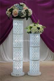 used wedding decor hot sale wedding columns used wedding decorations wedding pillars