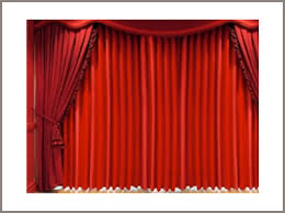 cinema wall curtains acoustic panels specialty cinema