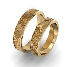 fashion wedding rings images 2 fashion wedding rings with fingered 3d printable model jpg
