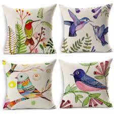 Unique Sofa Pillows by Unique Outdoor Throw Pillows With Birds On Them Uniq Home Decor