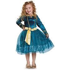Walmart Kids Halloween Costumes Disney Brave Merida Classic Child Halloween Costume Walmart