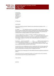 project manager cover letter examples inside 23 breathtaking