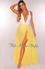 maxi skirt sheer wrap maxi skirt