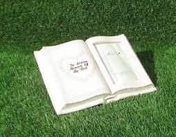 12 memorial photo books grave cemetery or church yard